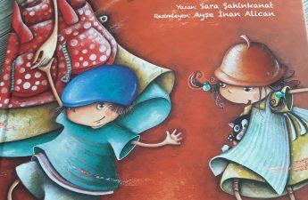 Annemin çantasi, Sara Sahinkanat (Le sac de ma maman)