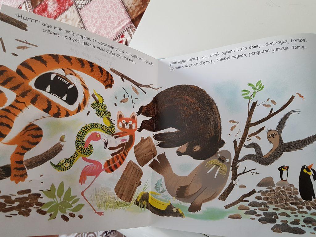 chatouille jamais tigre pamela butchart