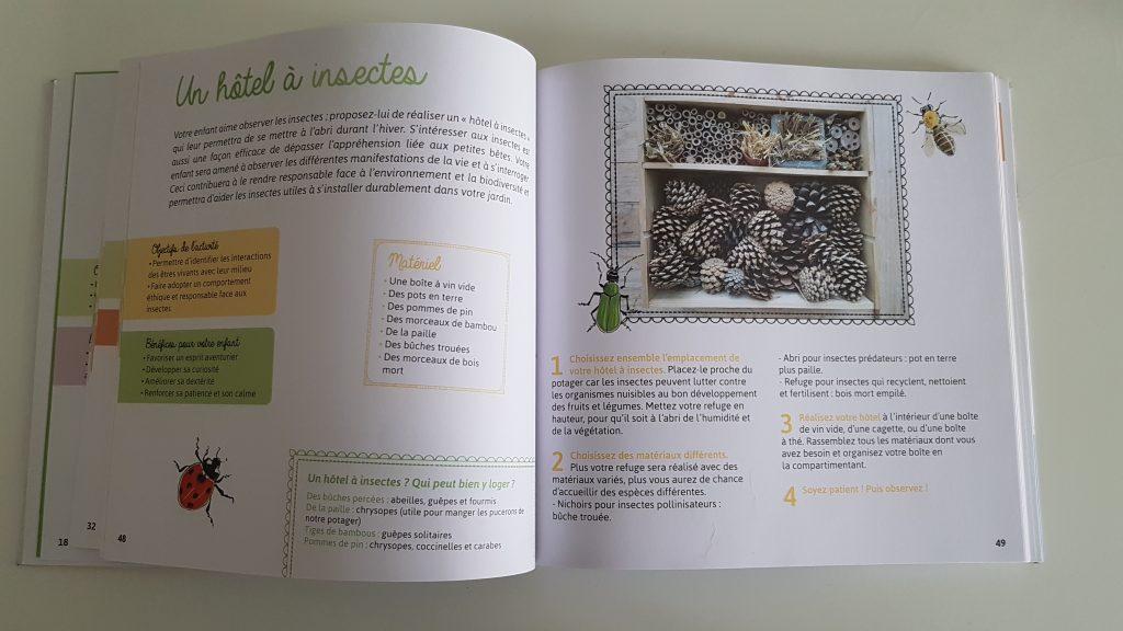 livre saisons activites montessori rustikid